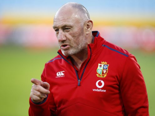 Lions forwards coach Robin McBryde has been looking to history for pointers on what to expect on Saturday (Steve Haag/PA)