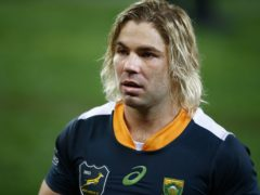 Faf De Klerk has warned the British and Irish Lions to beware the 'wounded' Springboks (Steve Haag/PA)