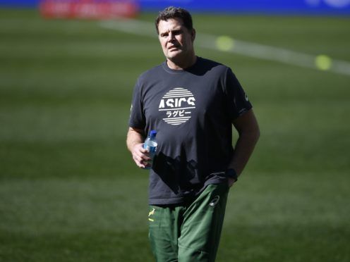 South Africa boss Rassie Erasmus has continued his online attack on the Lions (Steve Haag/PA)