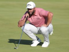 Jon Rahm has been forced to withdraw from Olympics (Richard Sellers/PA)