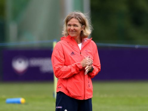 Team GB head coach Hege Riise is preparing her side to face Australia (Barrington Coombs/PA)