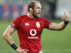 Alun Wyn Jones is looking forward to facing South Africa (Steve Haag/PA)