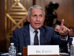 Dr Anthony Fauci (AP)