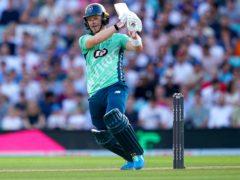 Sam Billings hit 49 to help Oval Invincibles beat Manchester Originals (John Walton/PA)