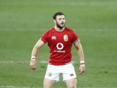 Robbie Henshaw is looking to help the Lions seal a series victory over South Africa this weekend (Steve Haag/PA)