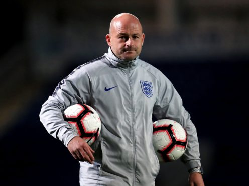 Lee Carsley is the new England Under-21 head coach (Mike Egerton/PA)