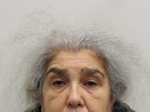 Lulu Lakatos has been found guilty at Southwark Crown Court of stealing diamonds by swapping them for pebbles in a plot akin to a Hollywood heist movie (Metropolitan Police/PA)