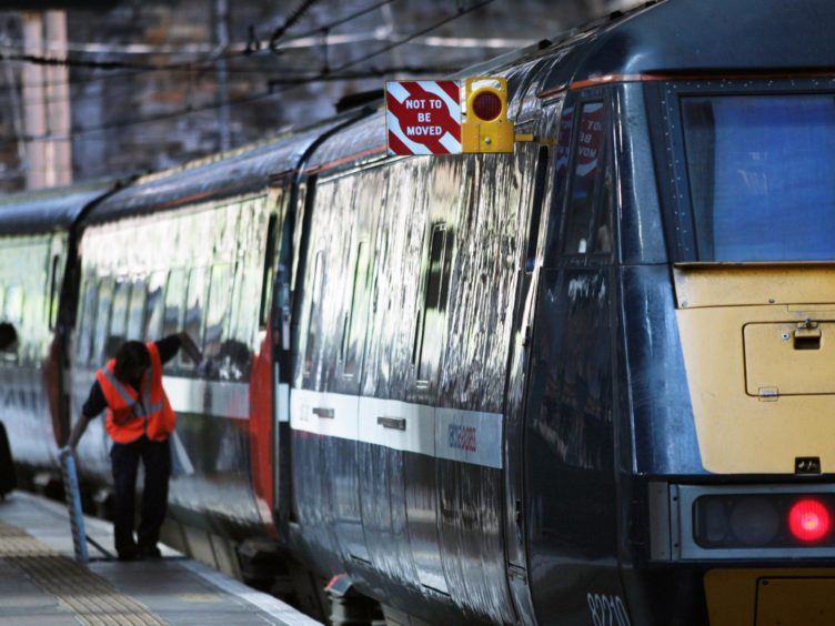 Railway signal workers are among those who will be allowed to avoid self-isolation measures (David Cheskin/PA)
