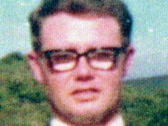 William McKinney was killed on Bloody Sunday (Bloody Sunday Trust/PA)