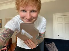Ed Sheeran (Official Charts Company)
