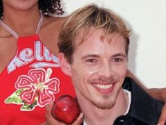 Dieter Brummer starred in Home and Away (PA Archive).