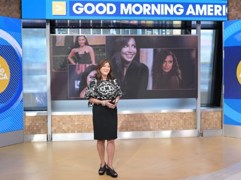 Naya Rivera's family appeared on Good Morning America and paid tribute to the actress on the first anniversary of her death(ABC/Paula Lobo/PA)