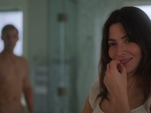 Sarah Shahi in Sex/Life (Netflix)