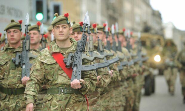 The Royal Regiment of Scotland: A history of Scotland's super regiment