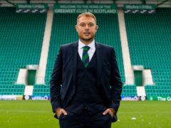 New Hibernian chief executive Ben Kensell (Alan Rennie/HIbernian FC)