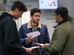 College students deserve 'parity of funding with other educational settings' Colleges Scotland has said (Aaron Chown/PA)