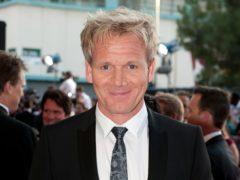 Gordon Ramsay (Mark Large/PA)