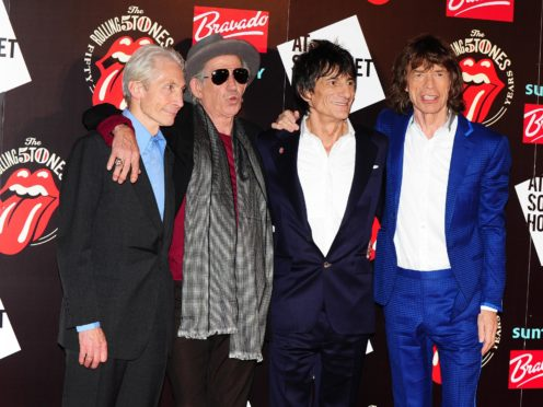 The Rolling Stones could retire following the death of drummer Charlie Watts, an author has suggested (Ian West/PA)