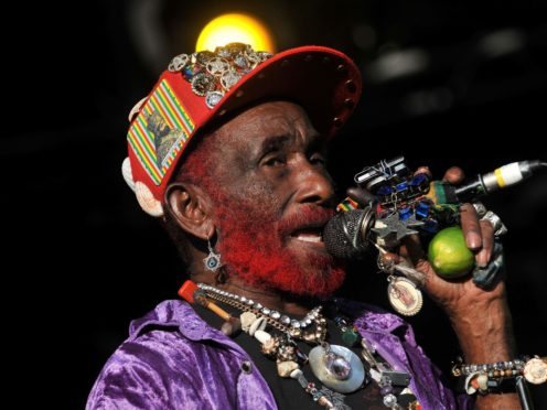 The Beastie Boys and Billy Bragg have led tributes following the death of revered record producer and singer Lee 'Scratch' Perry aged 85 (Tim Goode/PA)