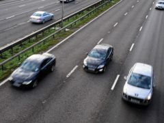 The average cost of motor insurance has fallen to a five-year low, according to the ABI (Rui Vieira/PA)