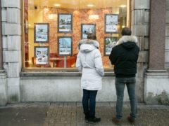 The volume of house hunter inquiries has started shrinking, following a reduction in the amount of stamp duty savings to be made, surveyors have reported (Daniel Leal-Olivas/PA)