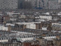 More than half of local authorities in England have not issued civil penalties against rogue or criminal landlords in the past three years, according to the NRLA (Anthony Devlin/PA)