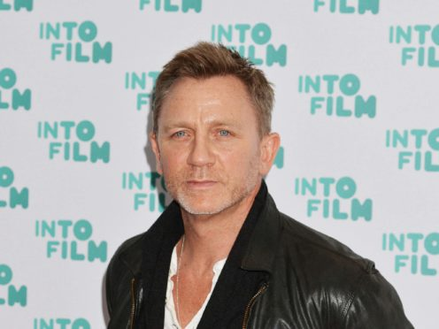 Daniel Craig has said he will not leave his children a fortune as an inheritance because he finds the practice 'distasteful' (John Stillwell/PA)