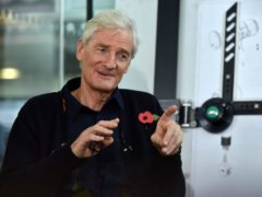 Sir James Dyson has called on the Government to lead workers back into offices in order to restore the 'competitiveness' of the UK's firms (Jeff Overs/PA)
