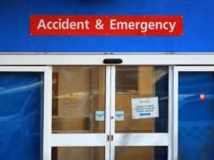 A&E targets have not been met since July 2020 (Gareth Fuller/PA)