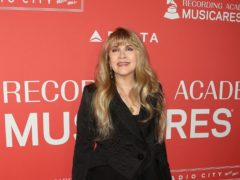 Singer Stevie Nicks has cancelled her planned 2021 performances due to concerns over rising Covid-19 cases in the US (Greg Allen/PA)