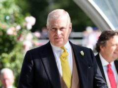 The Duke of York during day four of Royal Ascot (PA)