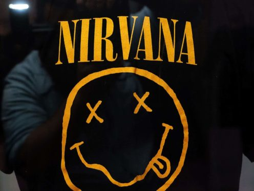 The man who featured as a naked baby on the famed cover of Nirvana's 1991 Nevermind album has sued the band for child sexual exploitation (Brian Lawless/PA)