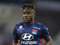 Burnley have been linked with a move for Lyon winger Maxwel Cornet (Nigel French/PA)