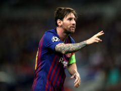 Lionel Messi is reportedly set to sign for PSG (Nick Potts/PA)