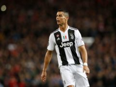 Cristiano Ronaldo's future at Juventus has been the subject of speculation (Martin Rickett/PA)
