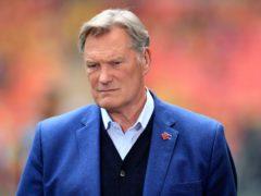Glenn Hoddle believes Harry Kane will leave Tottenham this summer (Mike Egerton/PA)