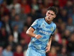 Mathew Stevens struck twice for Forest Green (Andrew Matthews/PA)