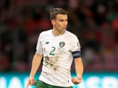 Skipper Seamus Coleman (pictured) insists the Republic of Ireland must concentrate on themselves rather than Cristiano Ronaldo (Simon Cooper/PA)