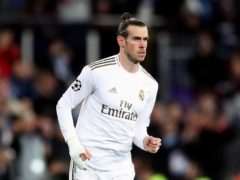 Gareth Bale made his first appearance for Real Madrid since June 2020 (Nick Potts/PA)