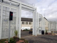 The teenager took his own life at Polmont Young Offenders' Institution (Andrew Milligan/PA)