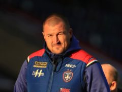 Chris Chester has left Wakefield (Mike Egerton/PA)