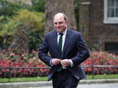 Defence Secretary Ben Wallace (Jonathan Brady/PA)