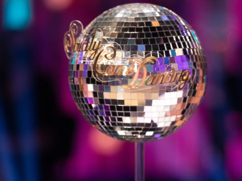 A star-studded group of celebrities are lined up for Strictly (Guy Levy/BBC/PA)