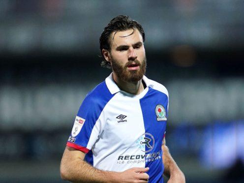 Ben Brereton secured a point for Blackburn at Millwall (Tim Goode/PA)