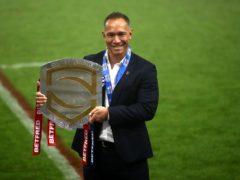 Adrian Lam is leaving Wigan (Tim Goode/PA)