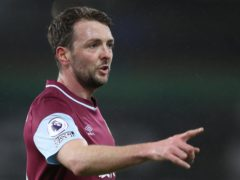 Dale Stephens is an injury absentee for Burnley (Martin Rickett/PA)