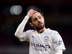 Bernardo Silva could leave Manchester City (John Walton/PA)