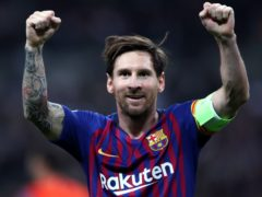 Lionel Messi is set to leave Barcelona (Nick Potts/PA)
