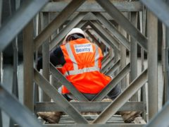 Balfour Beatty saw a loss in its UK construction division due to delays in central London (Newscast/Balfour Beatty/PA)