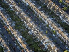 The number of households in the early stages of arrears on their mortgage is now lower than before the coronavirus pandemic started, according to UK Finance (Victoria Jones/PA)
